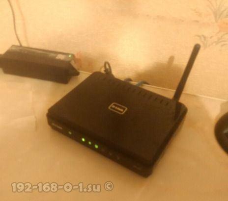 wi-fi роутер d-link dir-300 NRU B2
