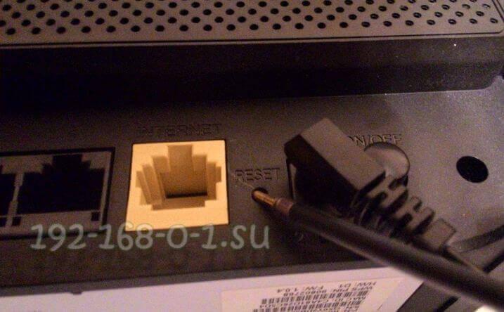 Как сделать хард ресет d-link dir-300